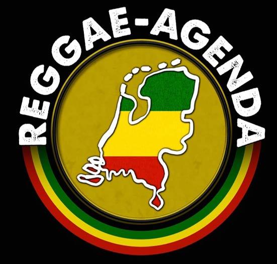 Reggae Agenda logo 2021