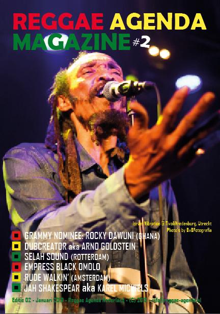 reggaezine 02 magazine reggae