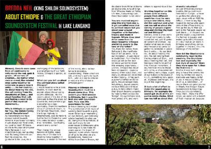 reggae agenda magazine reggaezine king shiloh soundsystem