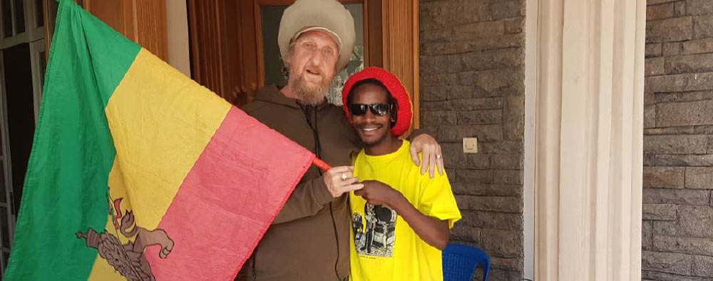 King Shiloh - Bredda Neil about 1t Great Ethiopian Soundsystem Festival