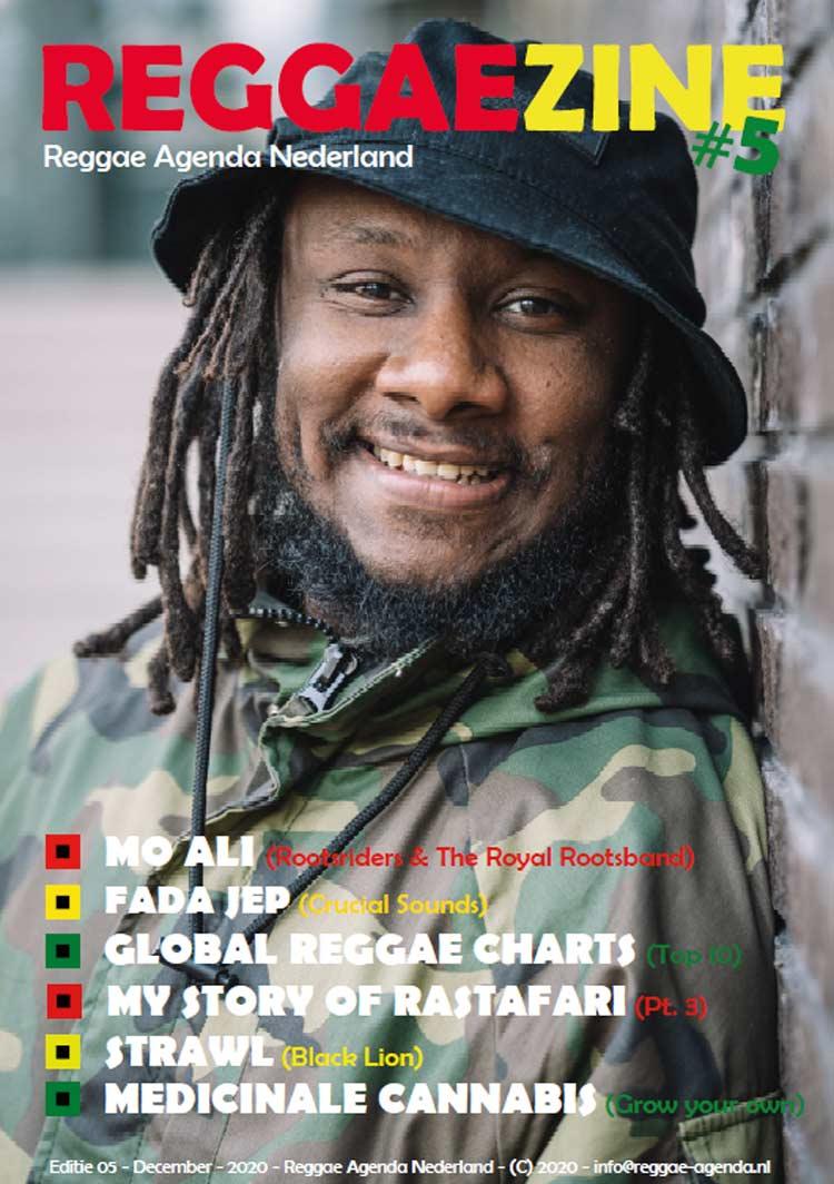 Mo Ali interview reggae agenda
