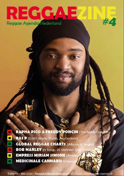 rapha pico reggaezine reggae agenda