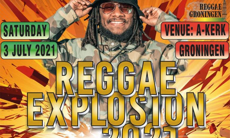 reggae explosion groningen aa kerk