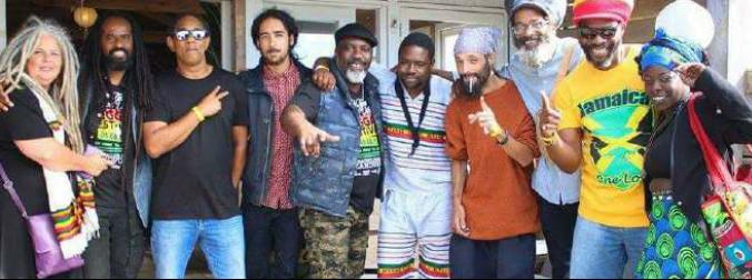 Rootz Lions High Tide Low Festival