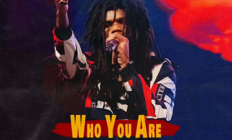 JahBar I - Who You Are - Rockers Artist Agency Label