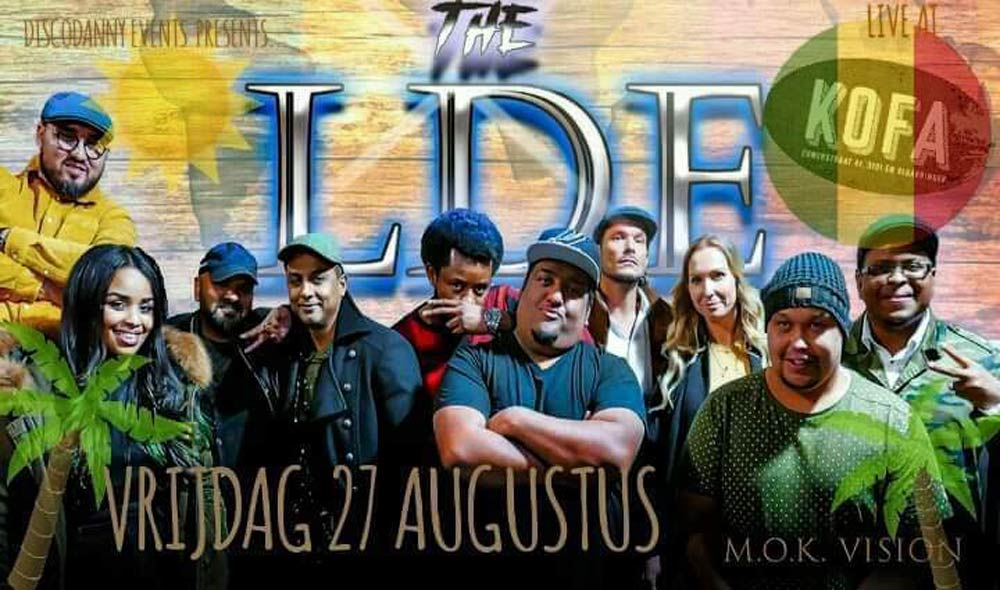 kofa reggae nights vlaardingen
