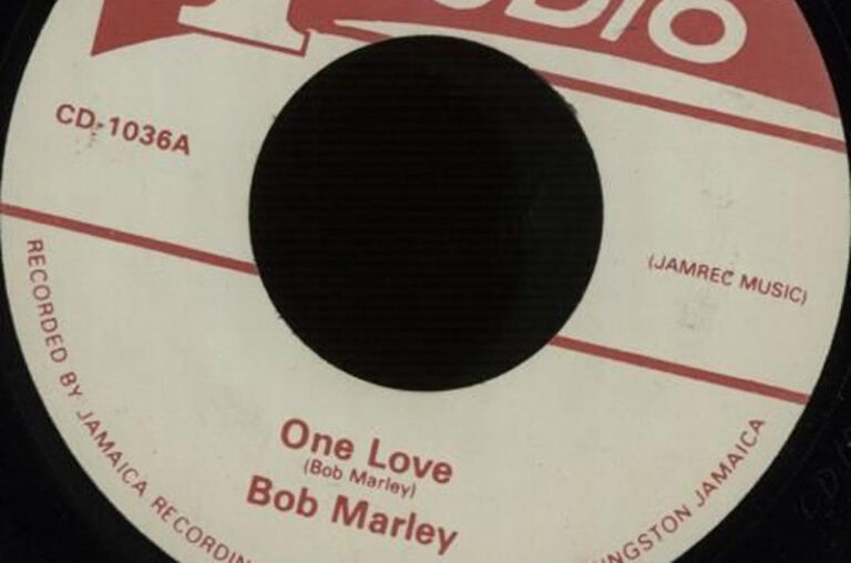 Bob Marley One Love Creation Tunes Studio One