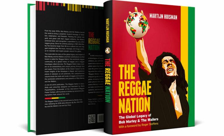 The reggae nation the legacy of bob marley