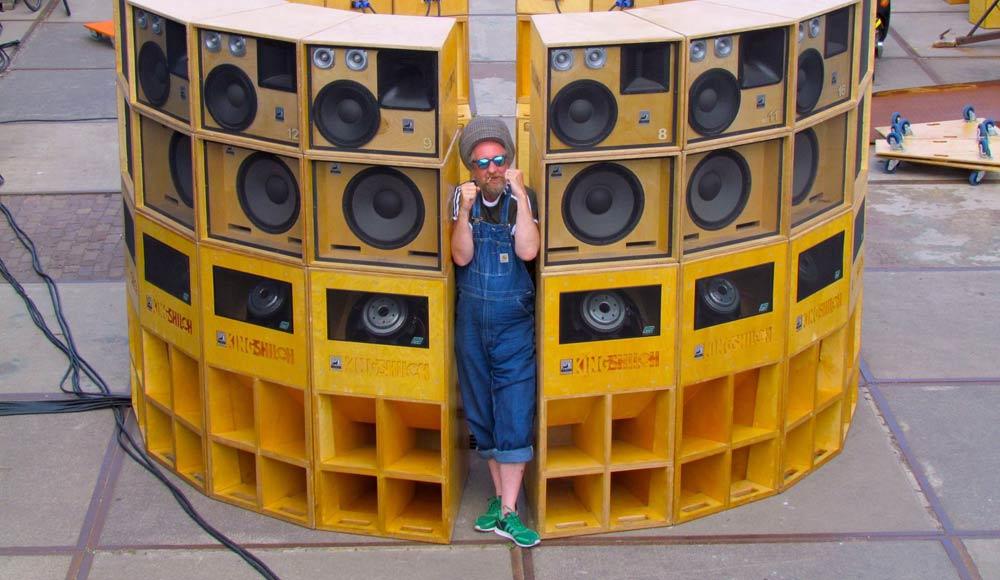 King Shiloh Soundsystem BIRD Rotterdam