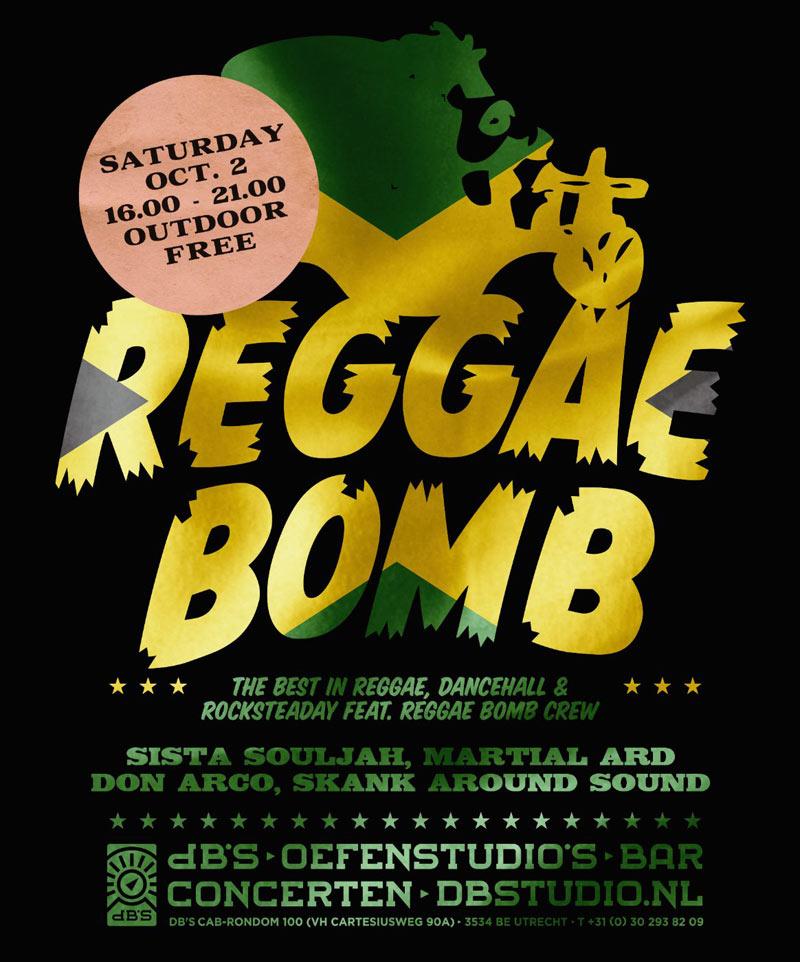 reggaebomb utrecht