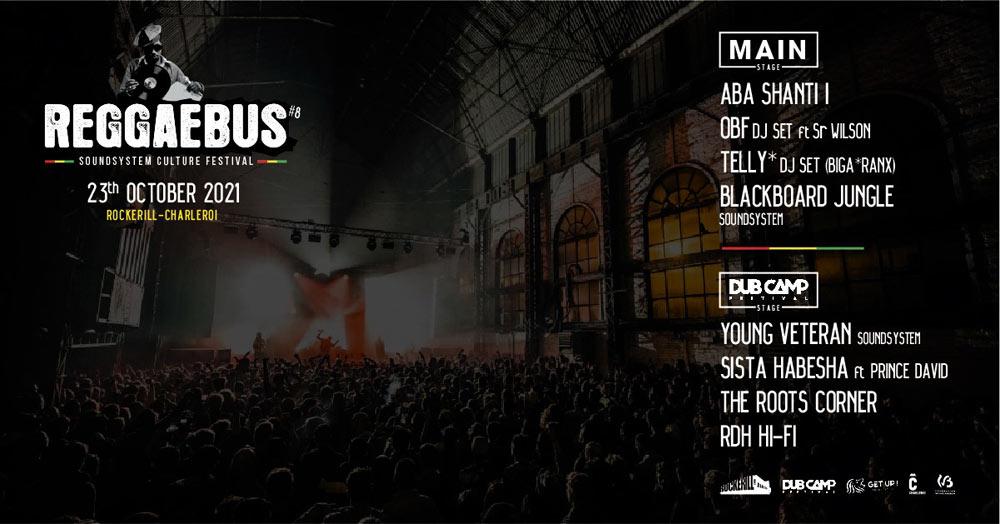 reggaebus festival brussels 2021