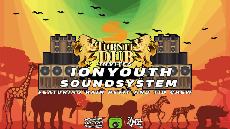 Turn it Dub IonYouth Soundsystem