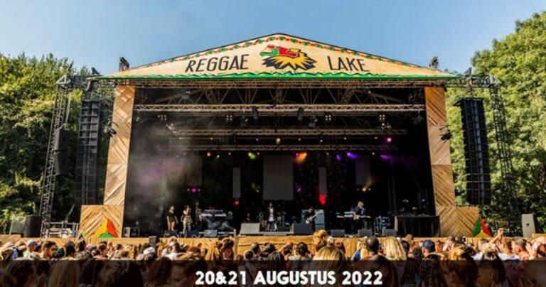 ReggaeLake Festival Gaasperplas Amsterdam