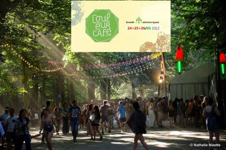 couleur cafe brussels 2022