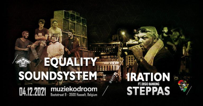 iration steppas hasselt muziekodroom