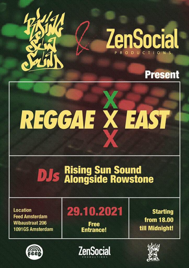 reggae east amsterdam