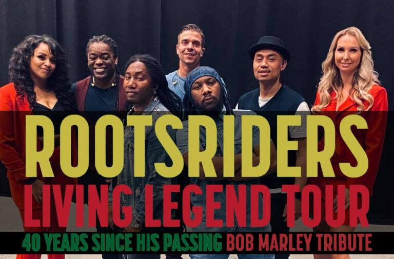 rootsriders living legend tour 2021