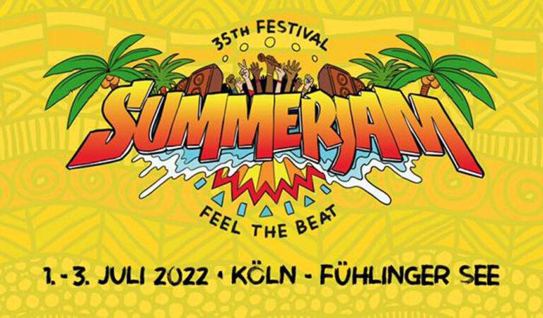 SummerJam Festival 2022 fuhlingersee koln